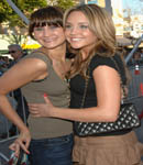 Amanda Bynes with cute friend