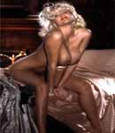 anna nicole smith curly blonde