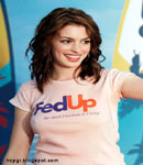 Anne Hathaway Fed Up t-shirt