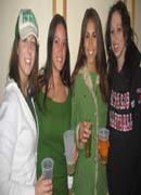 Antonella Barba drinking crew