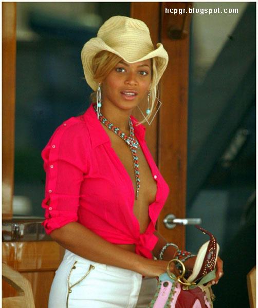 Beyonce Knowles looking good