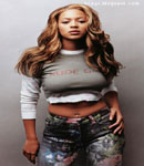 Beyonce Knowles rude girl
