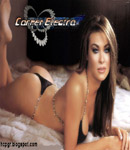 Carmen Electra little g-string