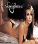 Black bikini Carmen Electra