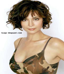 Catherine Bell looking so tempting
