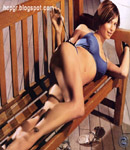 Catherine Bell from Jag