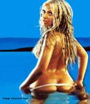 Christina Aguilera nice butt babe
