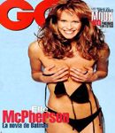 Elle Macpherson GQ Cover. Still Red Hot