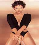 Halle Berry hot.