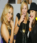 Hayden panettiere & friends eay lollypops
