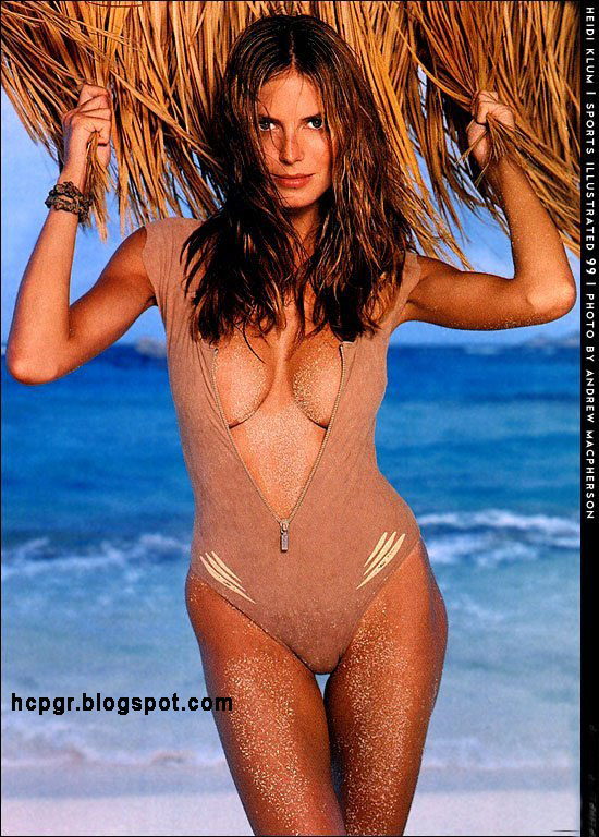 heidi klum in swimsuit pic