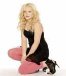 Hilary Duff in high heels