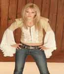 Hilary Duff hot pose