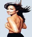 Jennifer Lopez crawling