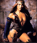 Jennifer Lopez warrior princess
