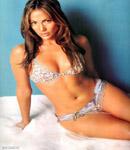 Jennifer Lopez underwear model