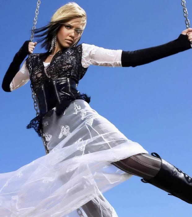 unbelievable Jessica Alba