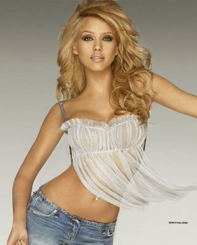 Honey babe Jessica Alba