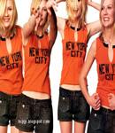 Kirsten Dunst New York City Shirt