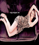 Kirsten Dunst modeling