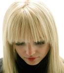 Mena Suvari pretty blonde hair