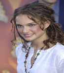 Natalie Portman braided hair