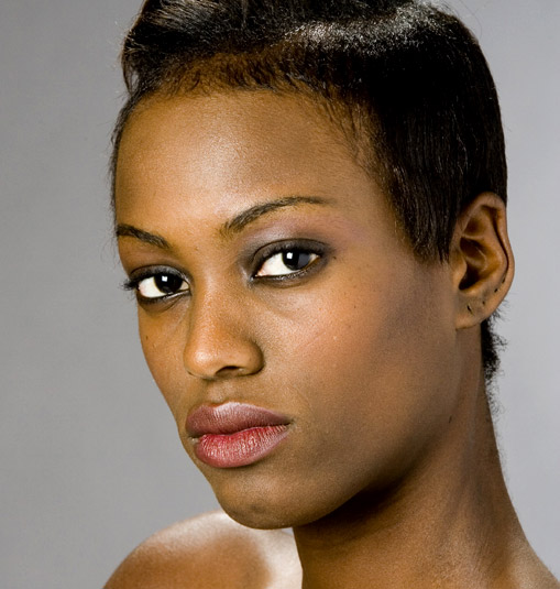 Nnenna from America's next top model
