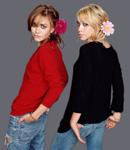 Olsen Twins butt.