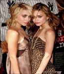 The hot Olsen Twins
