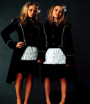 The Olsen Twins, you know you want too