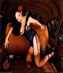 hottie Rose Mc Gowan