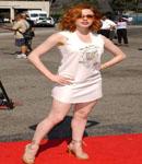 Hollywood celebrity Rose Mc Gowan