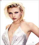 Comely Scarlett Johannson