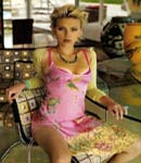 Scarlett Johannson looking hot