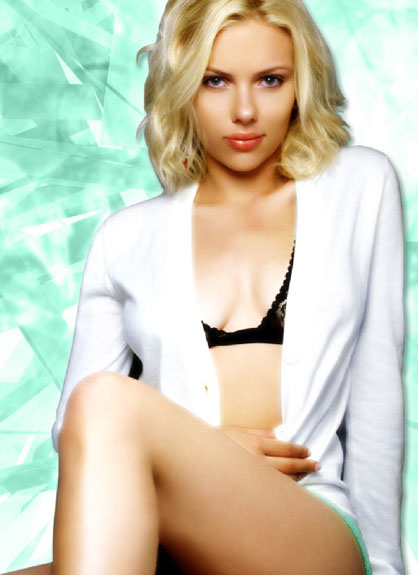 Hollywood Celebrity Picture and Gossip Rag Image Archive ... Scarlett Johansson