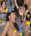 Shannon Elizabeth American pie collage