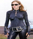Uma Thurman The Avengers Leather catsuit