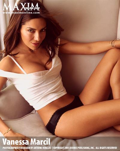 Vanessa Marcil belly
