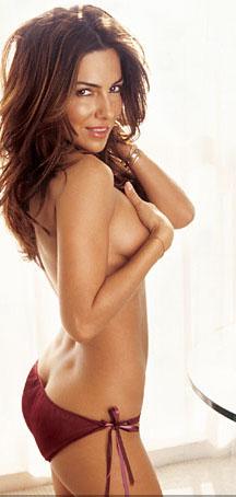 Vanessa Marcil bare elegance