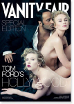 Scarlett Johansson & Keira Knightly on the cover of Vanity Fair