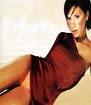 Victoria Beckham showing panties
