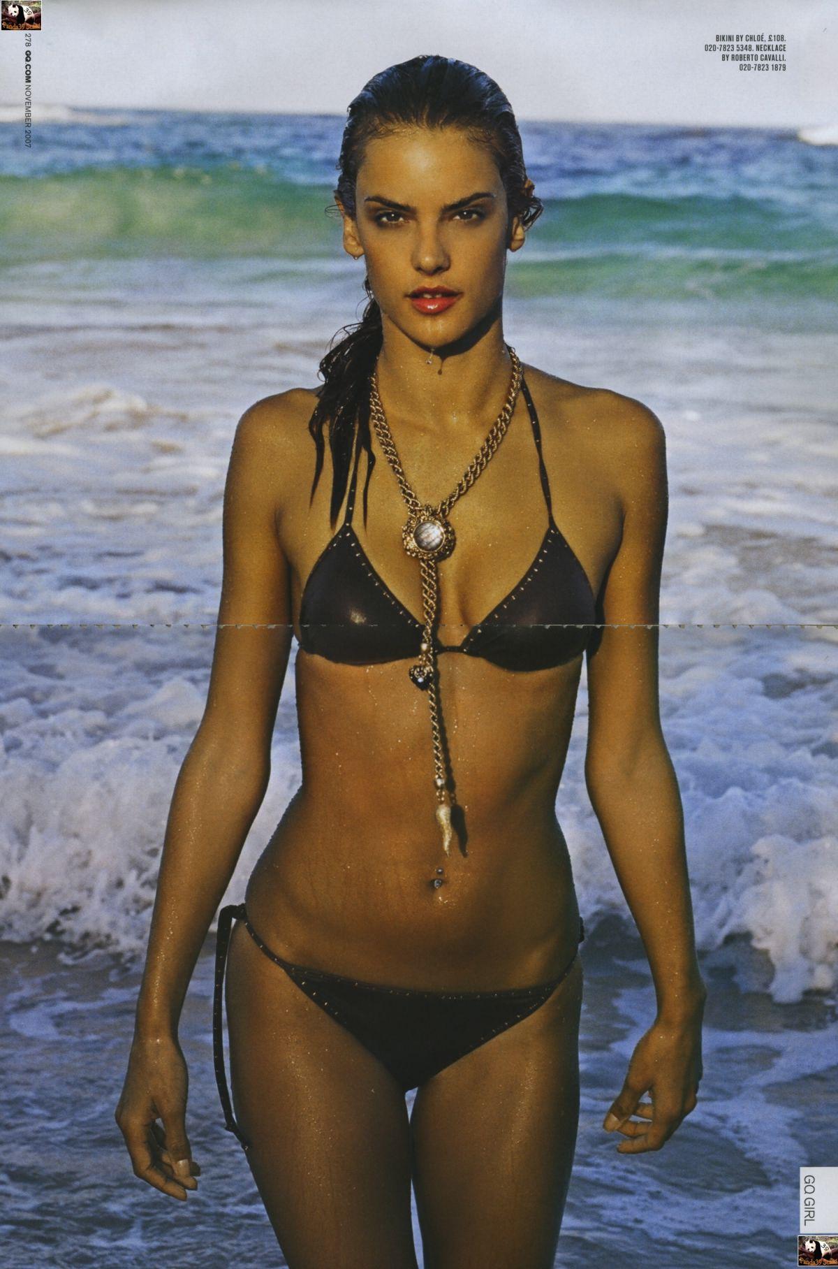 Alessandra Ambrosio covergirl