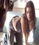 Anne Hathaway crawling