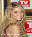 Ashley Benson smile
