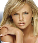 Charlize Theron breathtaking face pic