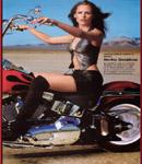 Jennifer Garner leather babe