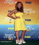 Jessica Alba teen choice awards