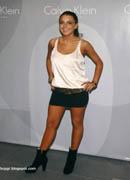 Lindsay Lohan daisy dukes shorts