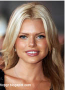 Sophie Monk awesome face