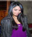 Vanessa Hudgens leather jacket